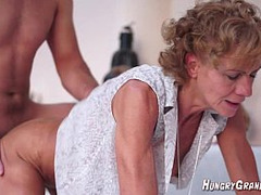 Granny Cougar, Grandma Boy, gilf, bushy, Cougar Hairy Pussy, Hardcore Sex, Hardcore, nude Mature Women, Tender Fuck, Mature Gilf, Big Bush Fucked, Perfect Body Amateur Sex