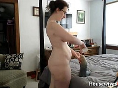 Amateur Sex, Non professional Mommy, Cougar Sex, Riding Toy, Glasses, Homemade Couple, Home Made Porn, Hot MILF, Hot Mom Son, Extreme Dildo, Monster Dildo, milf Women, mom Fuck, Real, Reality, toy, Vibrator on Clit Orgasm, Perfect Body