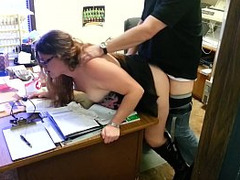 Beauties Fucked Doggystyle, Office, Public Shop, Perfect Body Amateur Sex