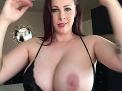 Puffy Tits, Mom Joi, Huge Tits