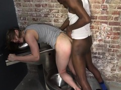Black Girl, Prison, Cunt Sucking Cock