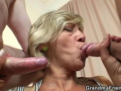 Banging, Horny Widow