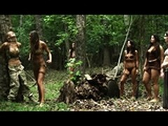 BDSM, Dominated, Lesbian, Lesbian Anal Slave, Outdoor, Perfect Booty