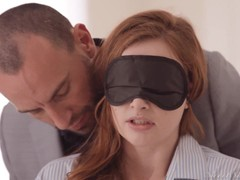Blindfolded Woman Fucking, Erotic Full Movie, Hard Fuck Compilation, hardcore Sex, Italian, Mature Perfect Body, Redhead