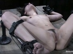 BDSM, torture, Huge Dildo, painful, Fetish, Face Fuck, Humiliated Girls, Kinky Wife, Masturbation Real Orgasm, Perfect Body Anal Fuck, Bondage Slave, Toys, Vibrator, Caught Watching
