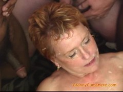 gangbanged, Gilf Pov, gilf, Granny In Gangbang, Horny, Perfect Body