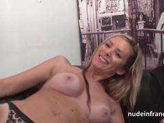 Backroom Casting Couch, French, French Mature Threesome, Hot MILF, Hot Step Mom, Milf, Perfect Body Amateur Sex