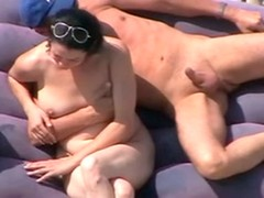 Beach, Groupsex Party, Horny, Nudist Camp, Mature Perfect Body