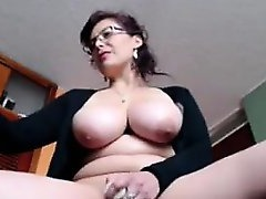 Cougar, Vibrator Orgasm, Finger Fuck, fingered, Hot MILF, Hot Mom Son, Perfect Booty, Watching Wife Fuck, Girls Watching Porn