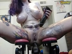 big Dick in Ass, Babe Arse Dildoing, Arse Fucked, Big Toys in Ass, Ass, nude Babes, rides Dick, Extreme Dildo, Big Toys, Big Toy, Machine Fuck, Dick Rider, Tattoo, toying, Assfucking, Buttfucking, Perfect Ass, Perfect Body Teen