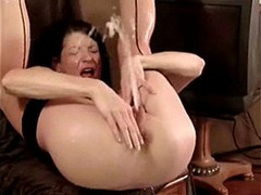 Face, Chick Deepthroated, Female Cum, cumming, Pissing, squirting, Perfect Body