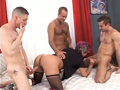 cocksuckers, Gangbang, Bbw Gilf, gilf, Granny In Gangbang, Teen Hard Fuck, hard, clits, Stocking Sex Stockings Cougar Fuck