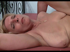 blondes, Blowjob, Blowjob and Cum, Blowjob and Cumshot, Cum in Throat, Cum on Tits, Cumshot, hairy Pussy, Mature Hairy, mature Porn, floppy Tits, Tits, Bushy Cutie, Perfect Body, Sperm Covered